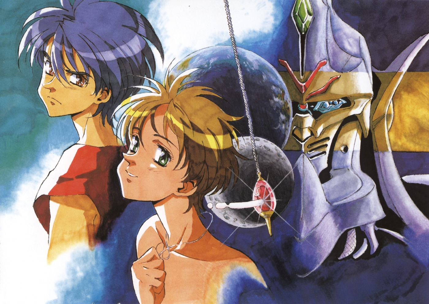 vision descaflowne vf hd