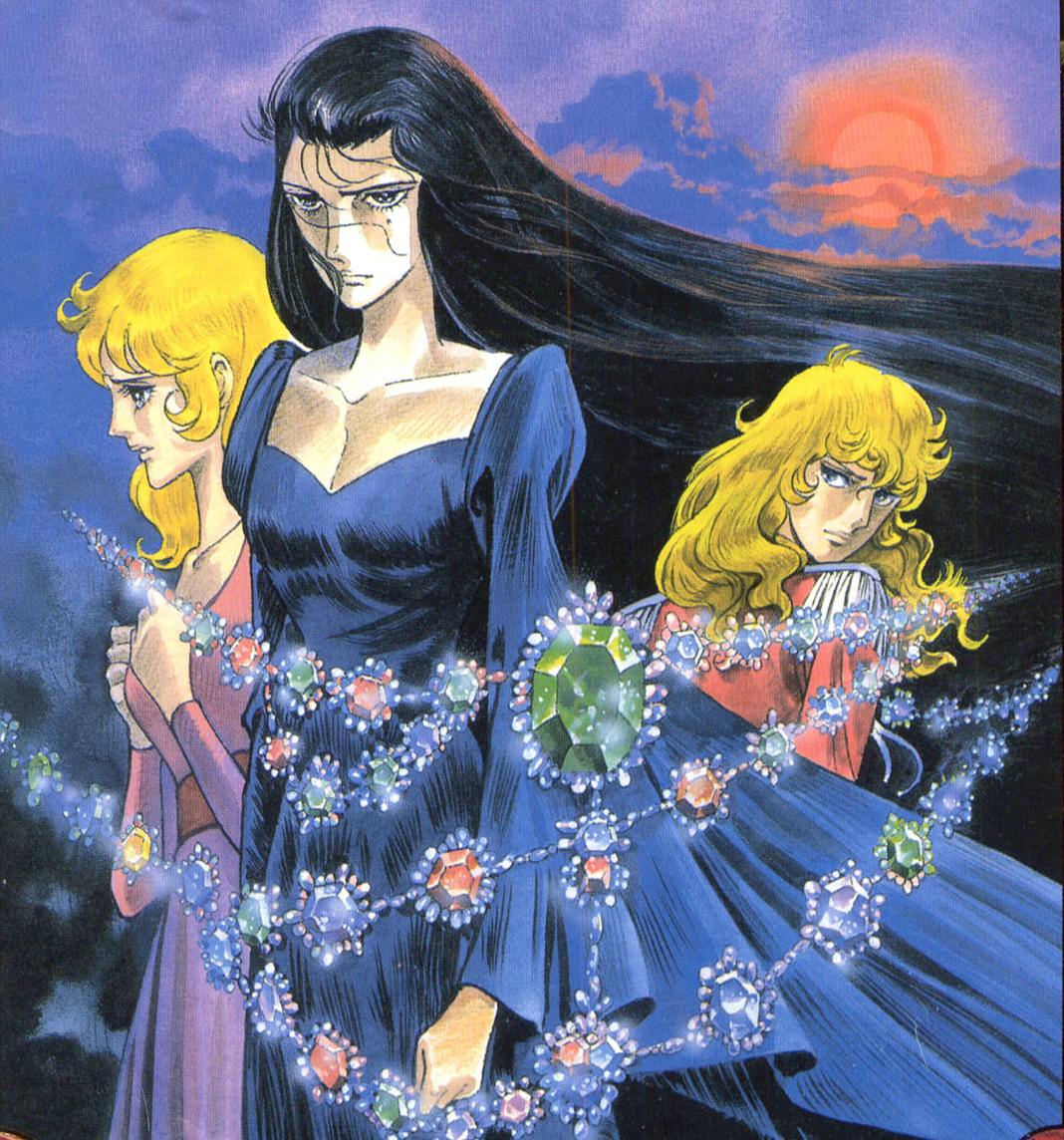 The Rose Of Versailles Episode 40: ::Space Mangas:: Versailles No Bara